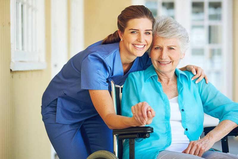 care for elderly in warrington London UK