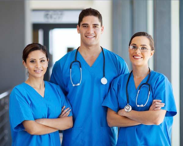permanent nurse staffing agency warrington England